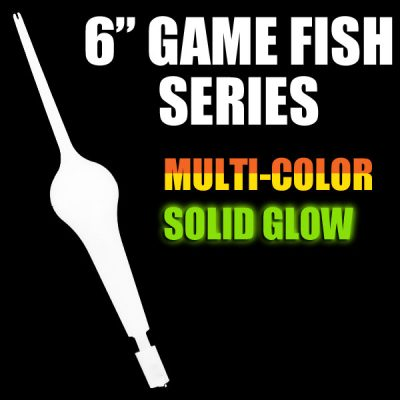 6 INCH GAME FISH SERIES